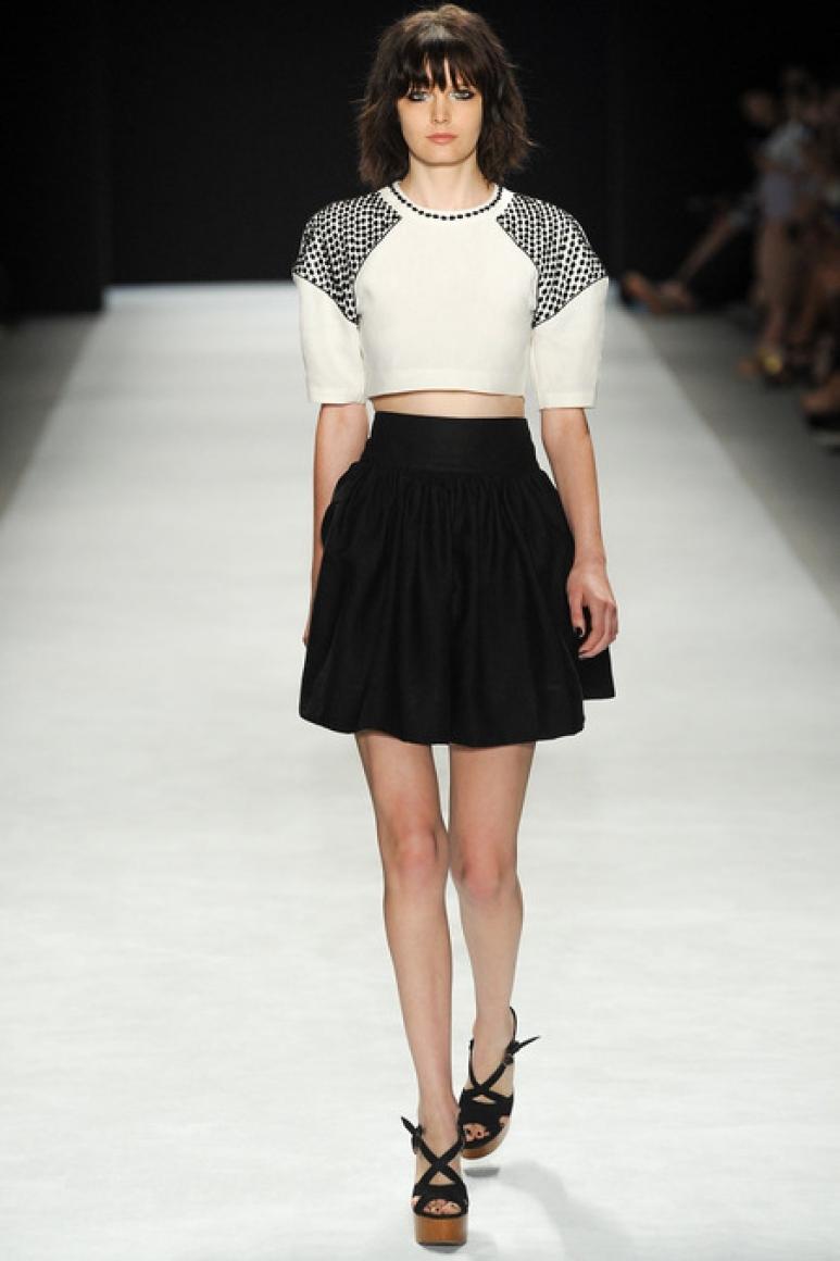 Jill Stuart весна-лето 2014 #1