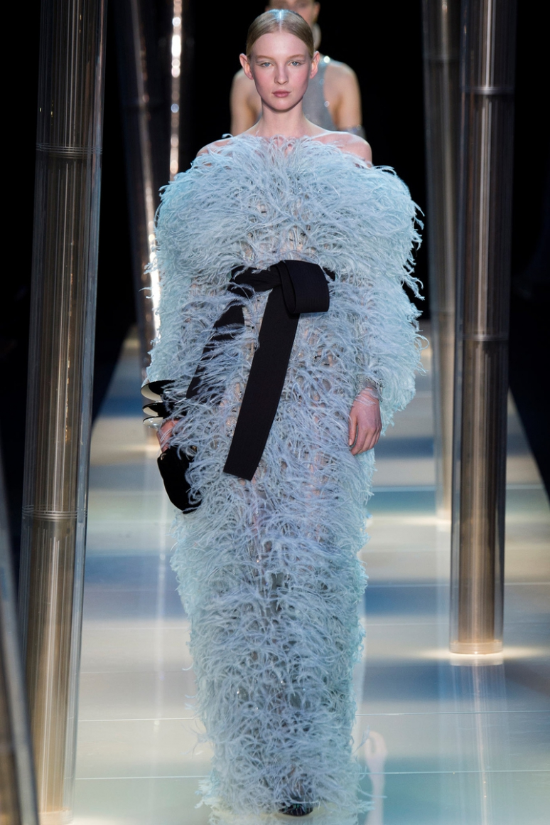Armani Priv? Couture весна-лето 2015 #16