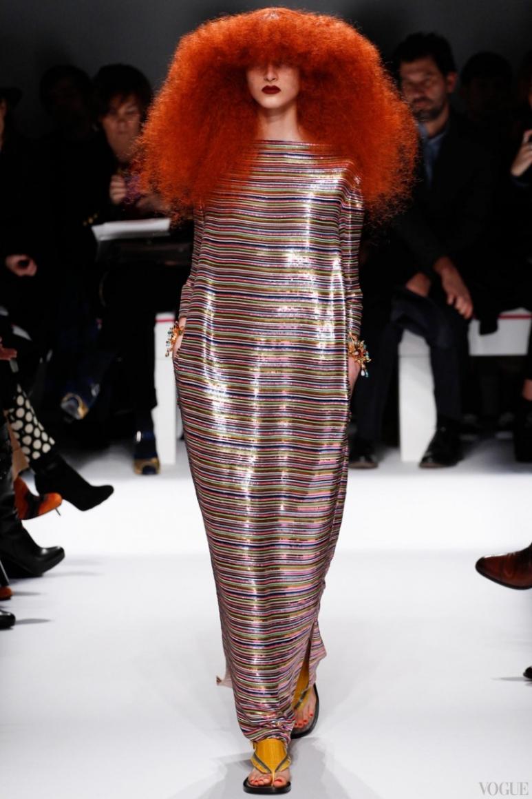 Schiaparelli Couture весна-лето 2014 #17