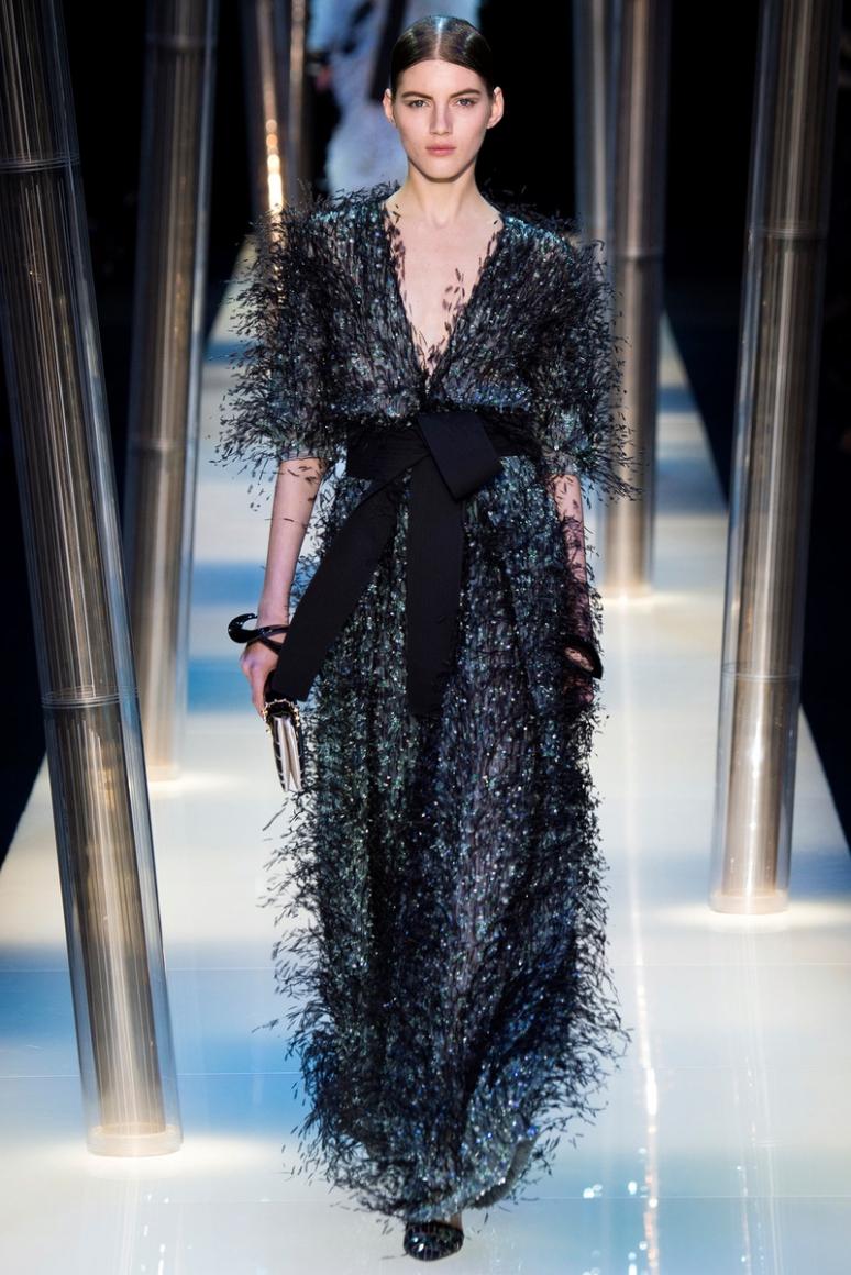 Armani Priv? Couture весна-лето 2015 #17