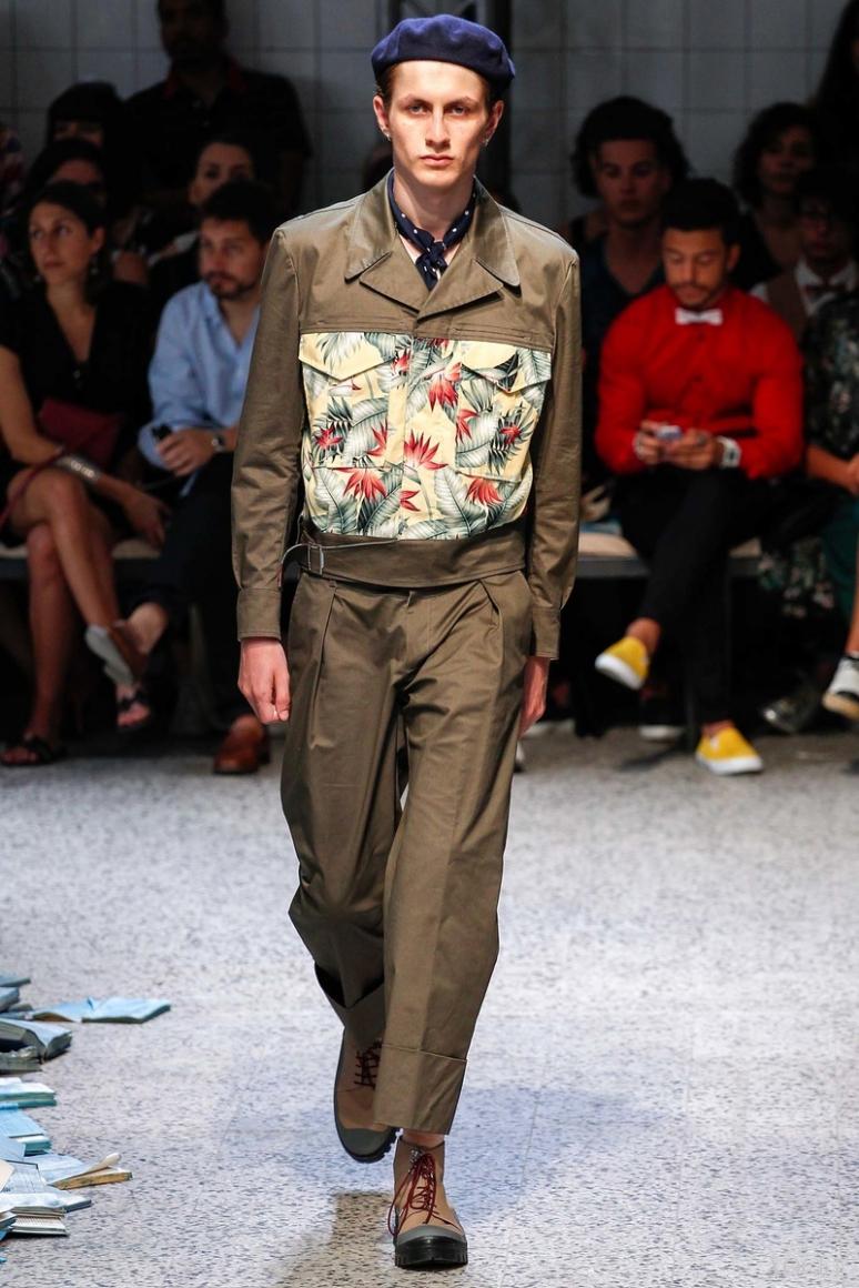 Antonio Marras Menswear весна-лето 2016 #20
