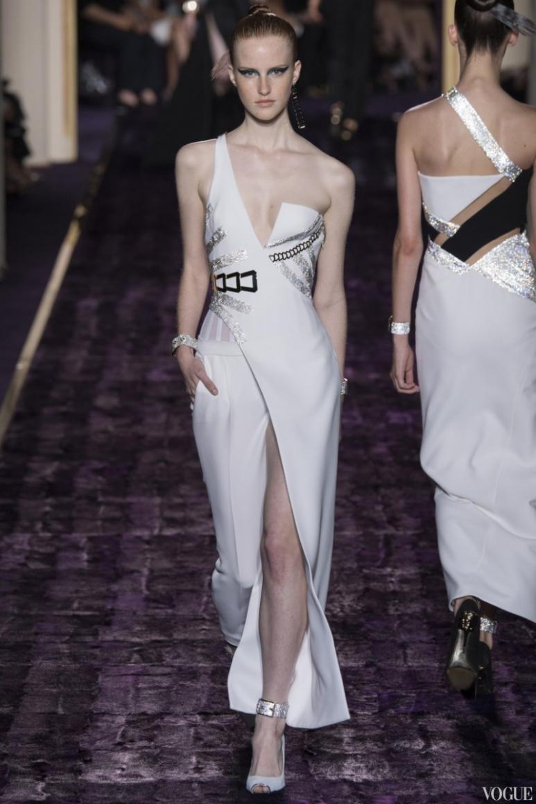 Atelier Versace Couture осень-зима 2014/2015 #10