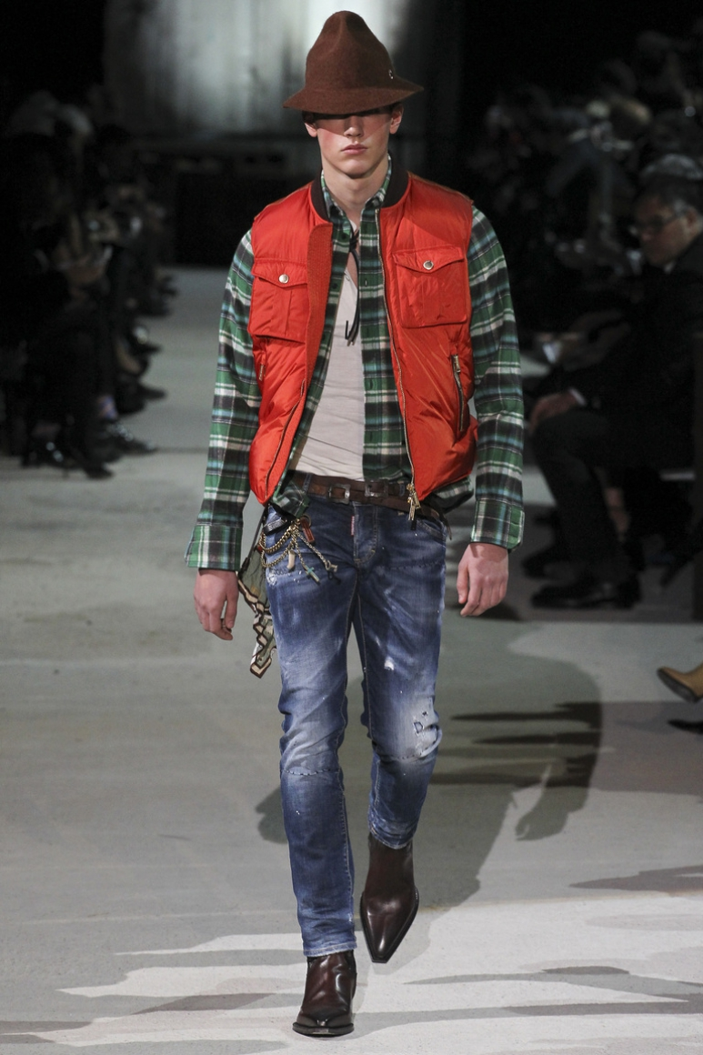 Dsquared? Menswear осень-зима 2015/2016 #30