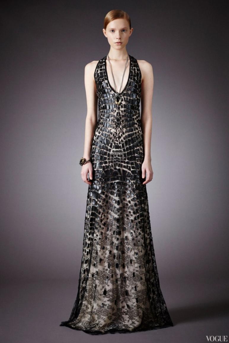 Roberto Cavalli Couture весна-лето 2013 #18
