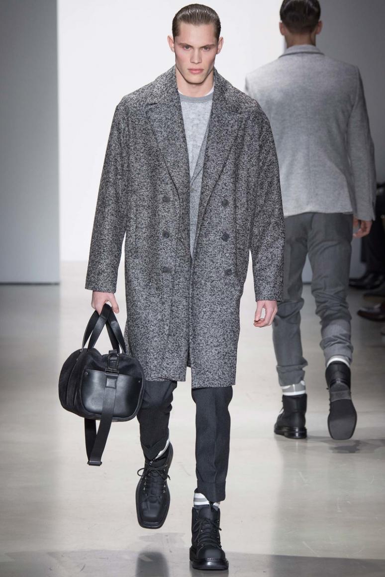 Calvin Klein Menswear осень-зима 2015/2016 #34