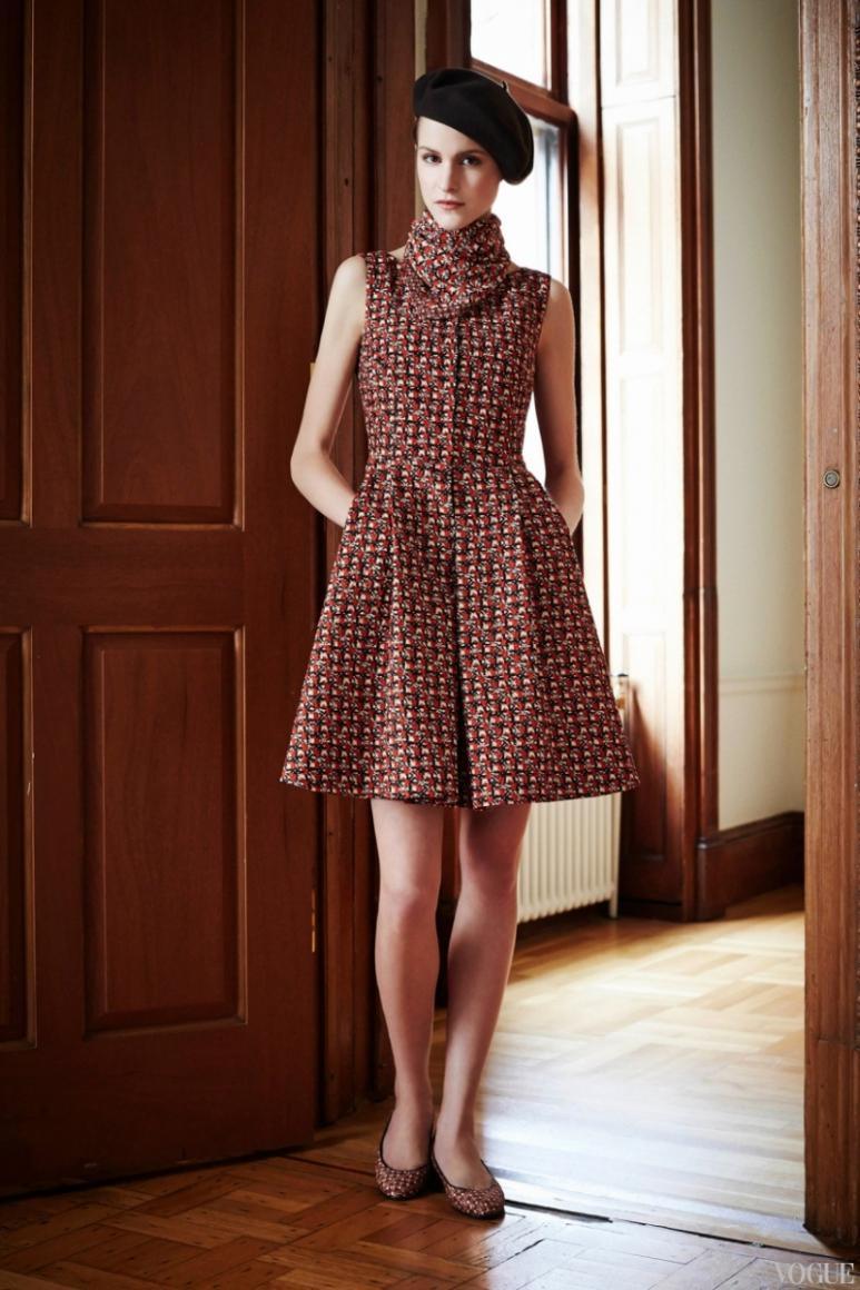 Akris Couture весна-лето 2013 #28