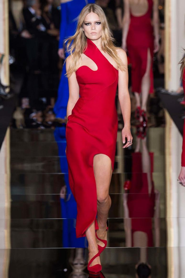 Atelier Versace Couture весна-лето 2015 #40