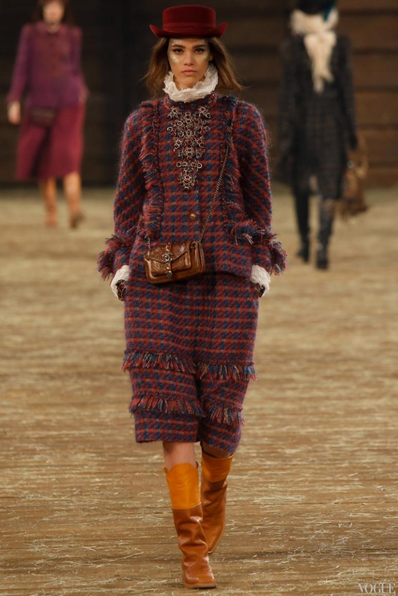 Chanel Couture весна-лето 2013 #72