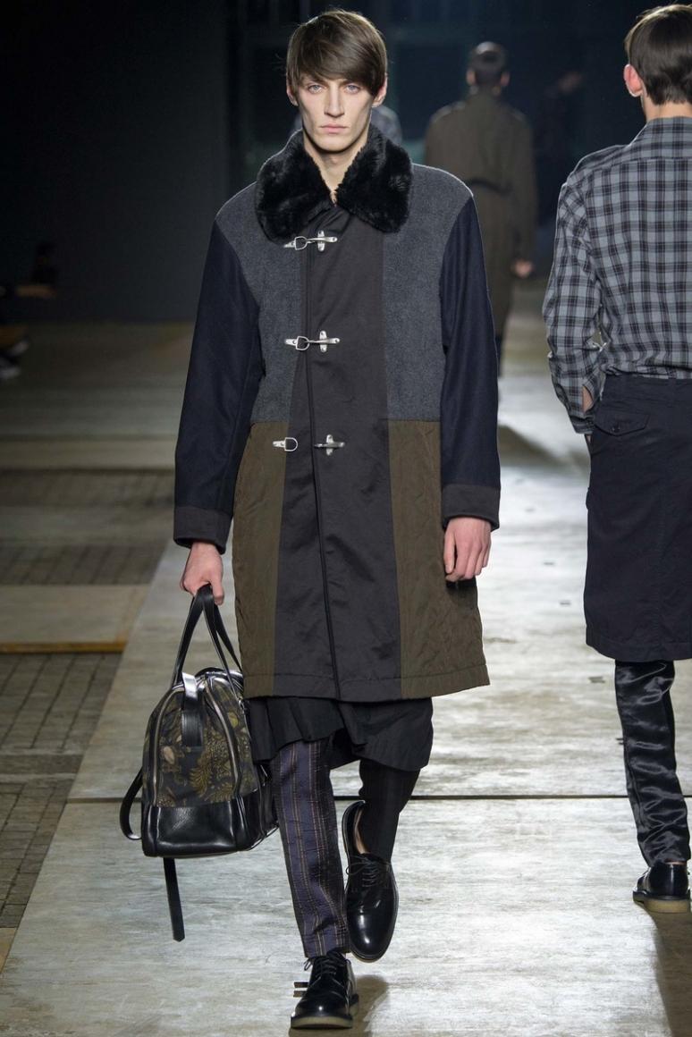 Dries van Noten Menswear осень-зима 2015/2016 #43