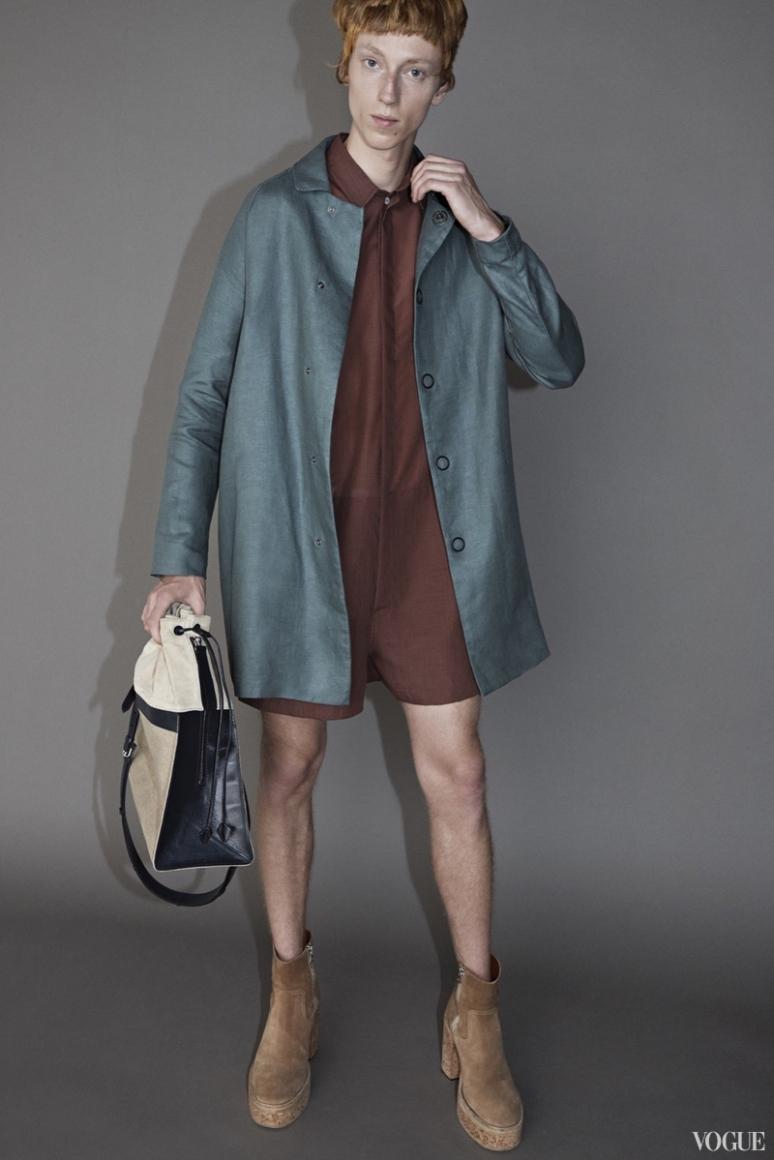 Acne Menswear весна-лето 2016 #10