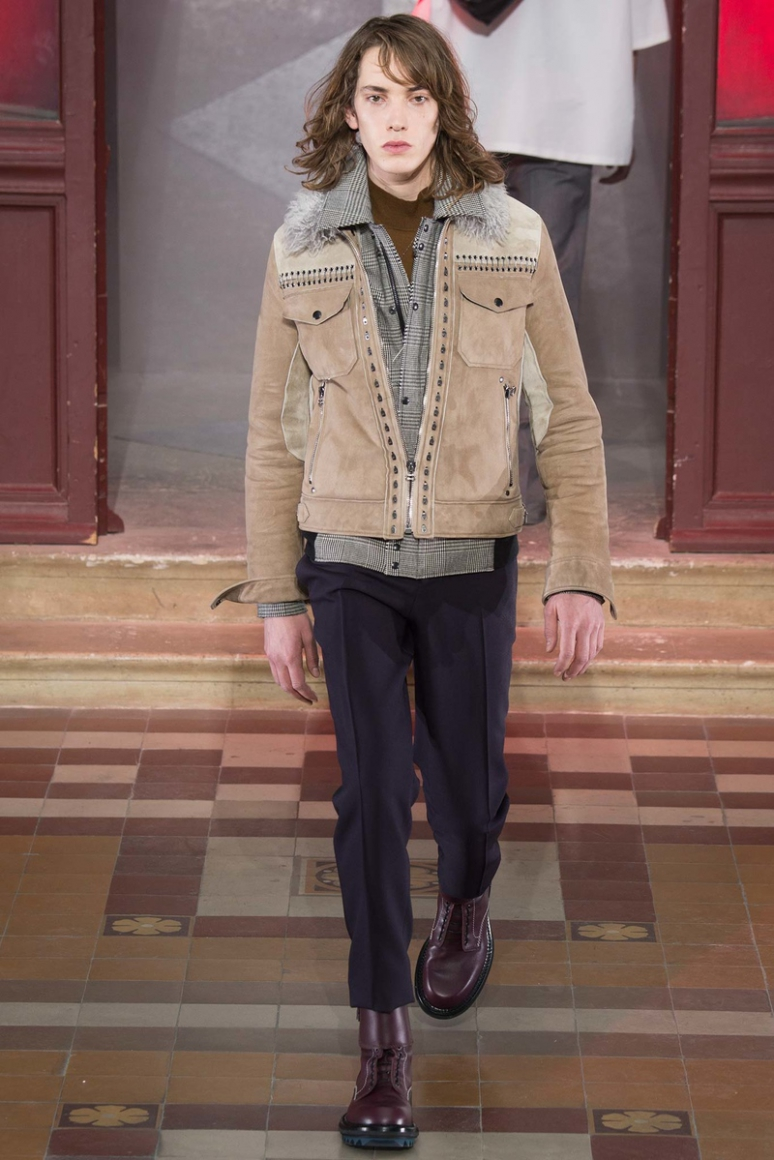 Lanvin Menswear осень-зима 2015/2016 #28