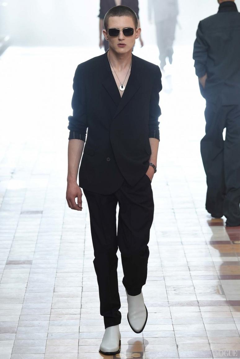 Lanvin Menswear весна-лето 2016 #12