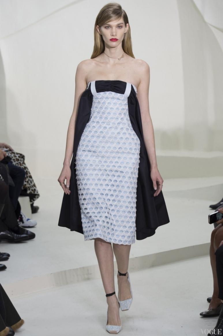 Christian Dior Couture весна-лето 2014 #8