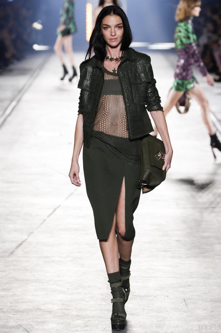 Versace весна-лето 2016 #37