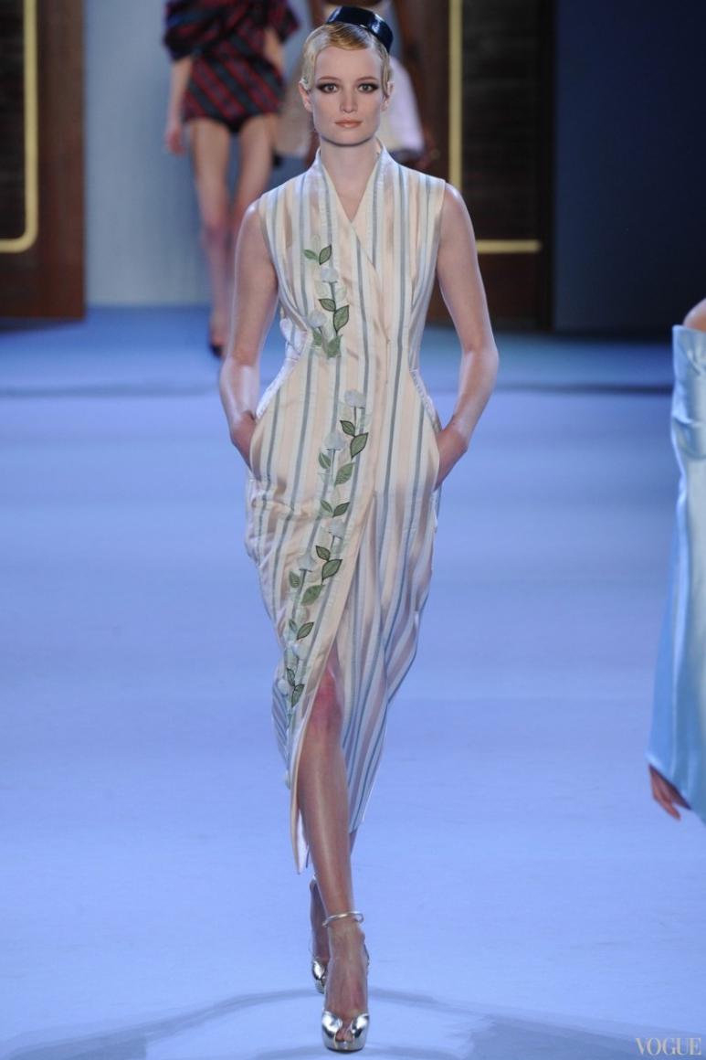 Ulyana Sergeenko Couture весна-лето 2014 #13