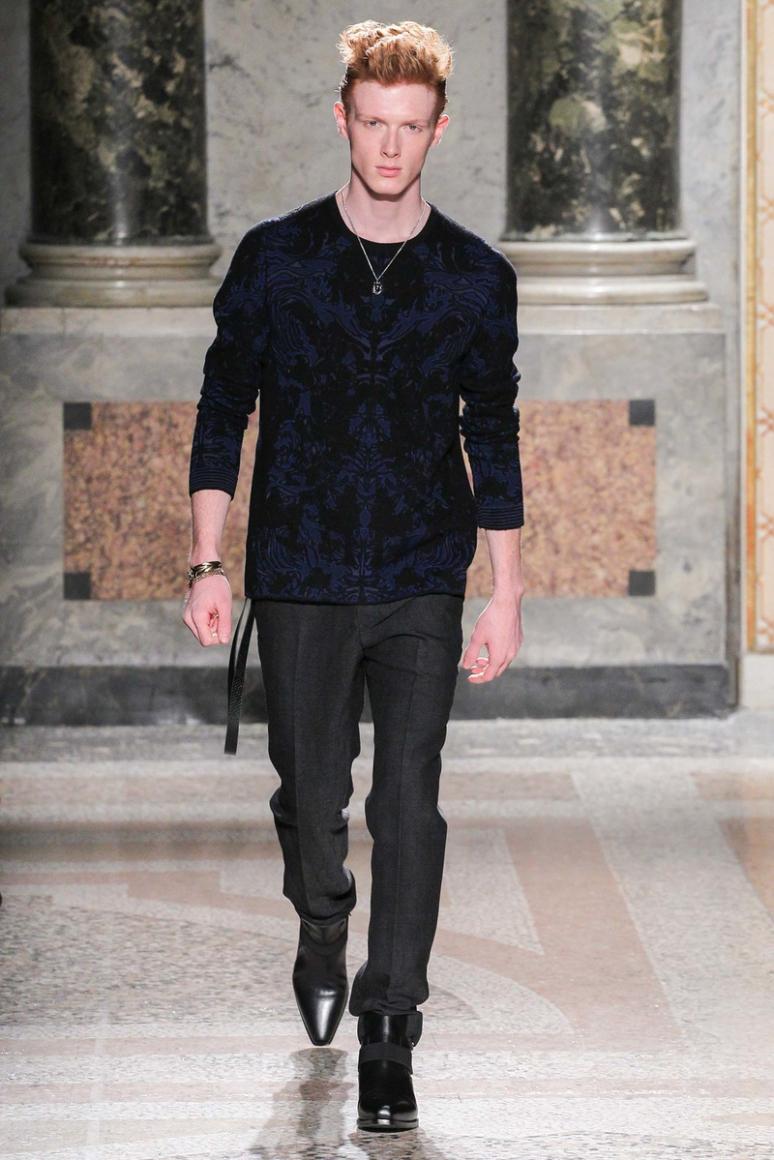 Roberto Cavalli Menswear осень-зима 2015/2016 #35