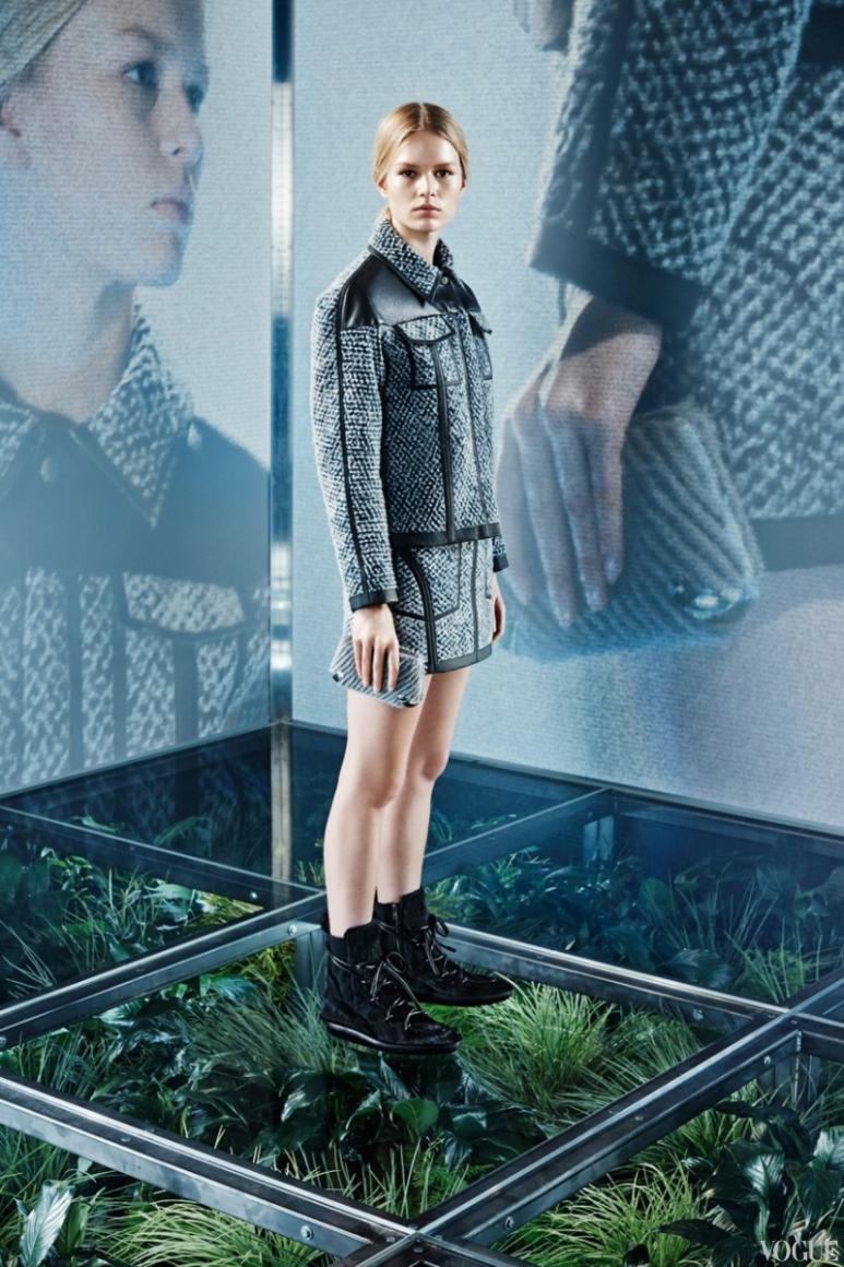 Balenciaga Couture весна-лето 2013 #15