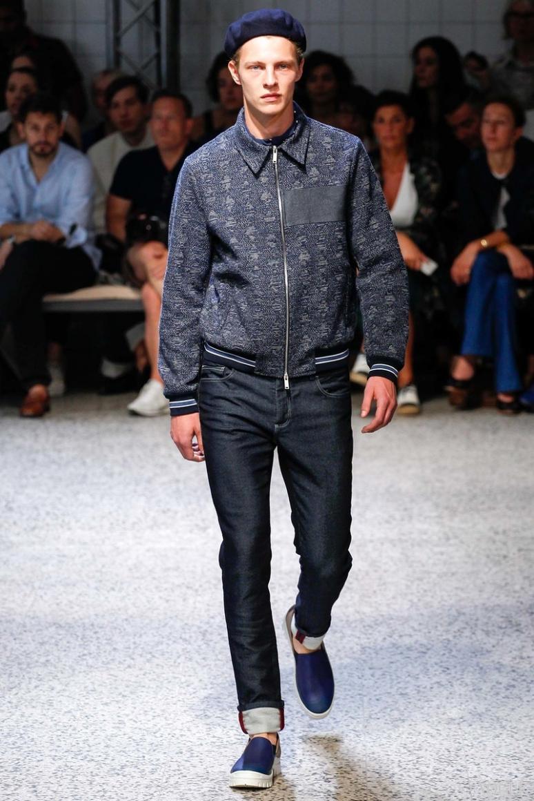 Antonio Marras Menswear весна-лето 2016 #38