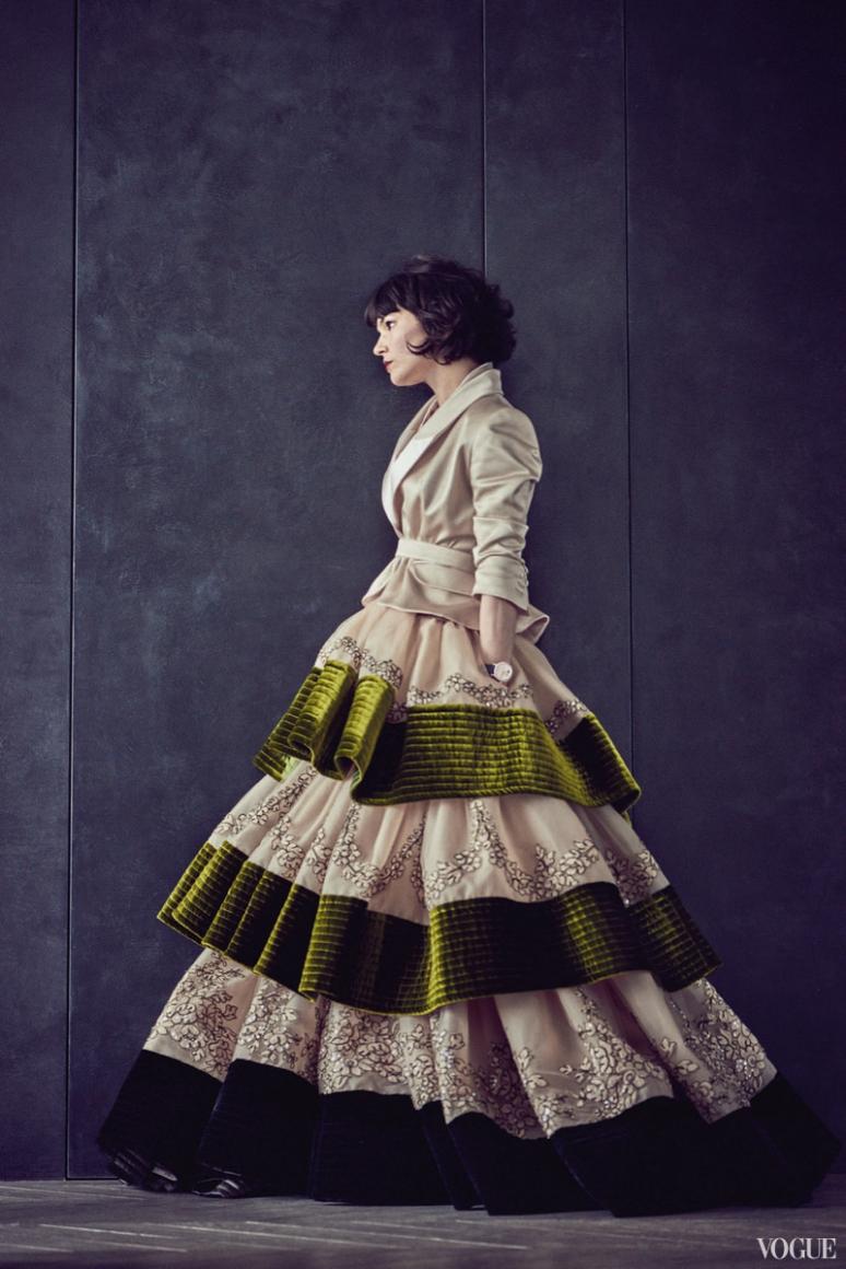 Alexis Mabille Couture осень-зима 2015/2016 #10