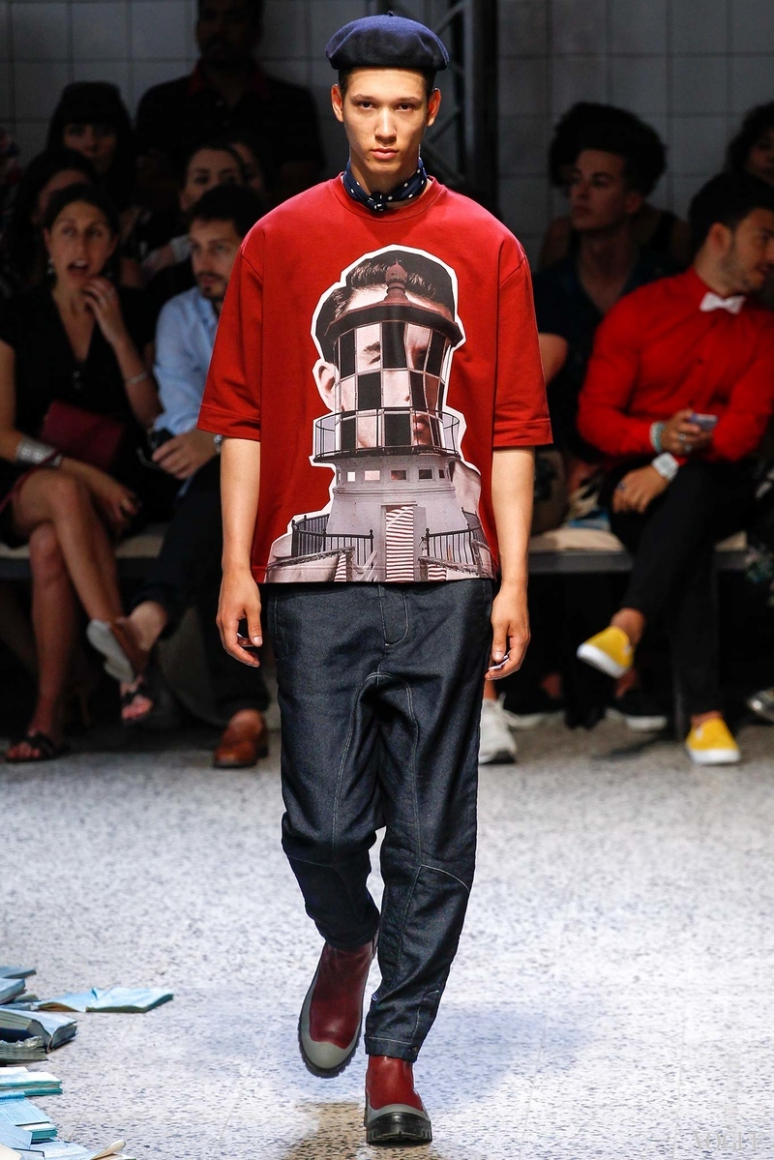 Antonio Marras Menswear весна-лето 2016 #28