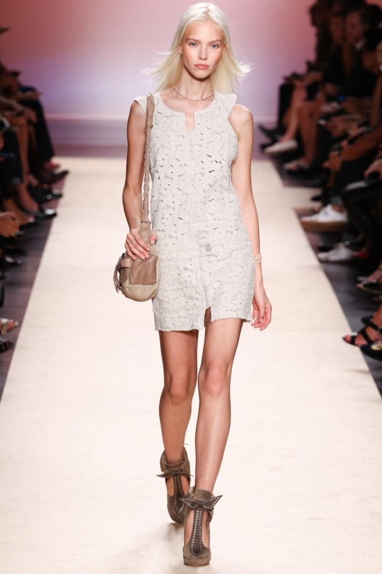 Isabel Marant весна-лето 2014 #20