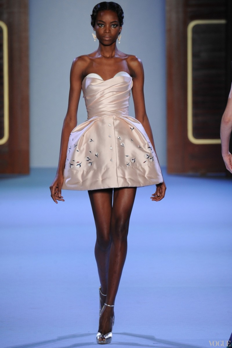 Ulyana Sergeenko Couture весна-лето 2014 #15