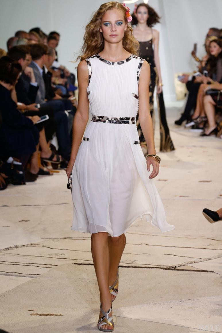 Diane Von Furstenberg весна-лето 2016 #6