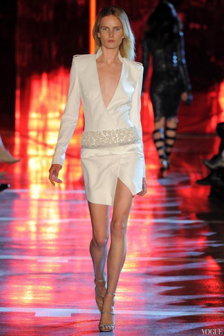 Alexandre Vauthier Couture осень-зима 2014/2015 #24