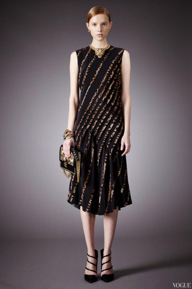 Roberto Cavalli Couture весна-лето 2013 #21