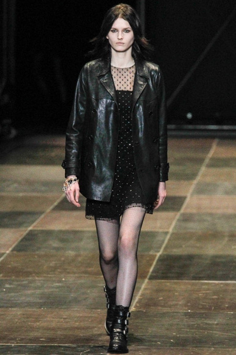 Saint Laurent осень-зима 2013/2014 #25