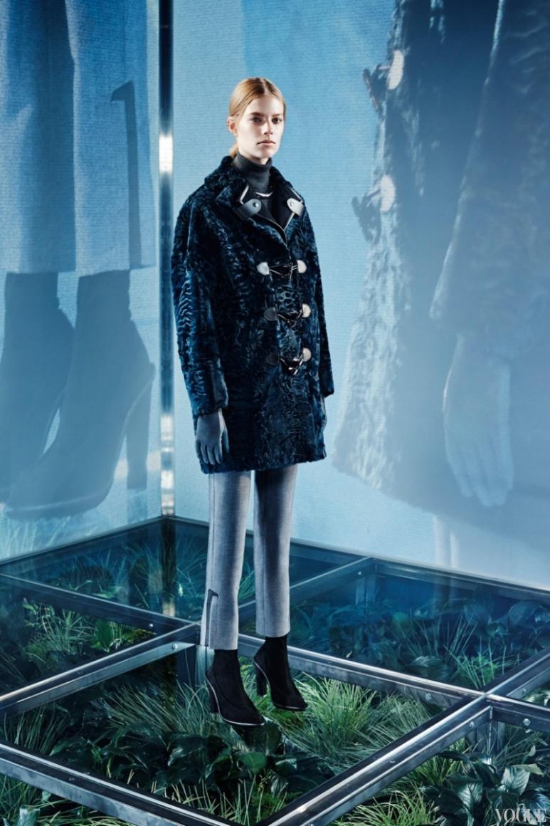 Balenciaga Couture весна-лето 2013 #13