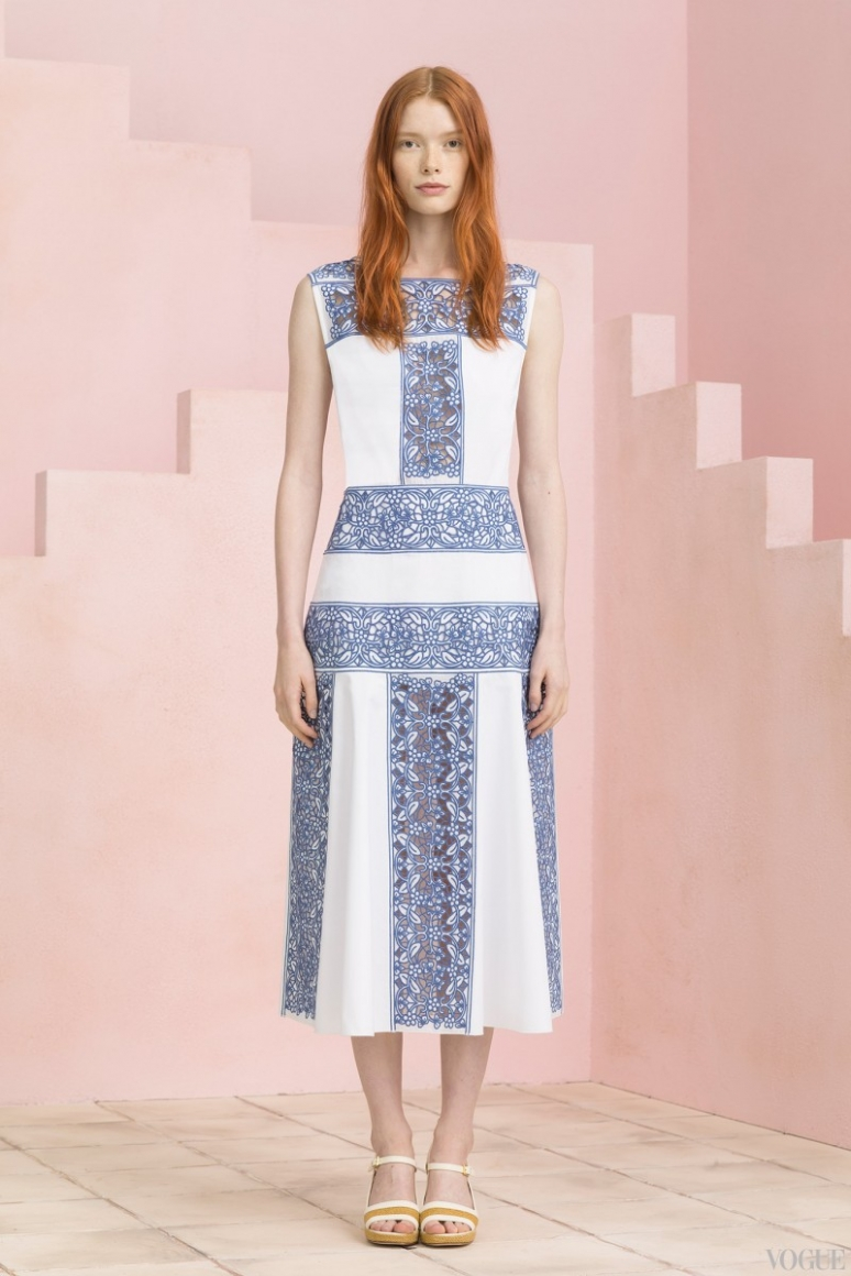 Tory Burch Resort 2015 #21