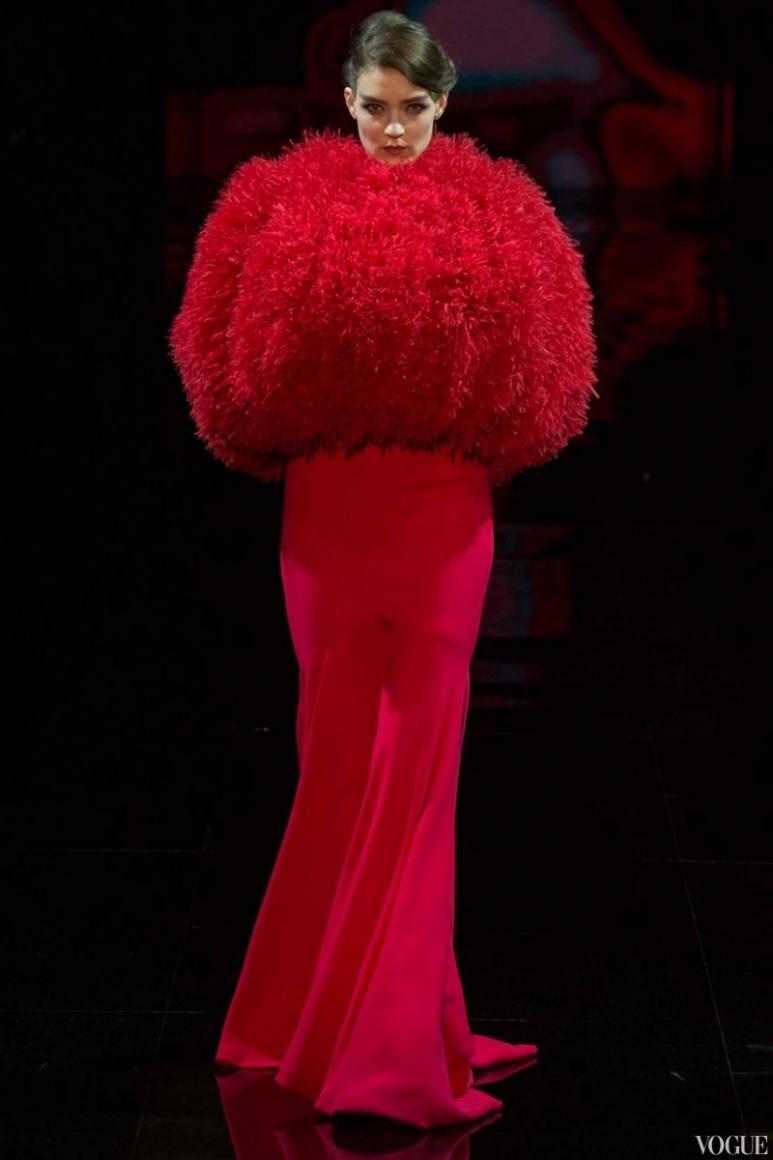 Armani Priv? Couture осень-зима 2014/2015 #2