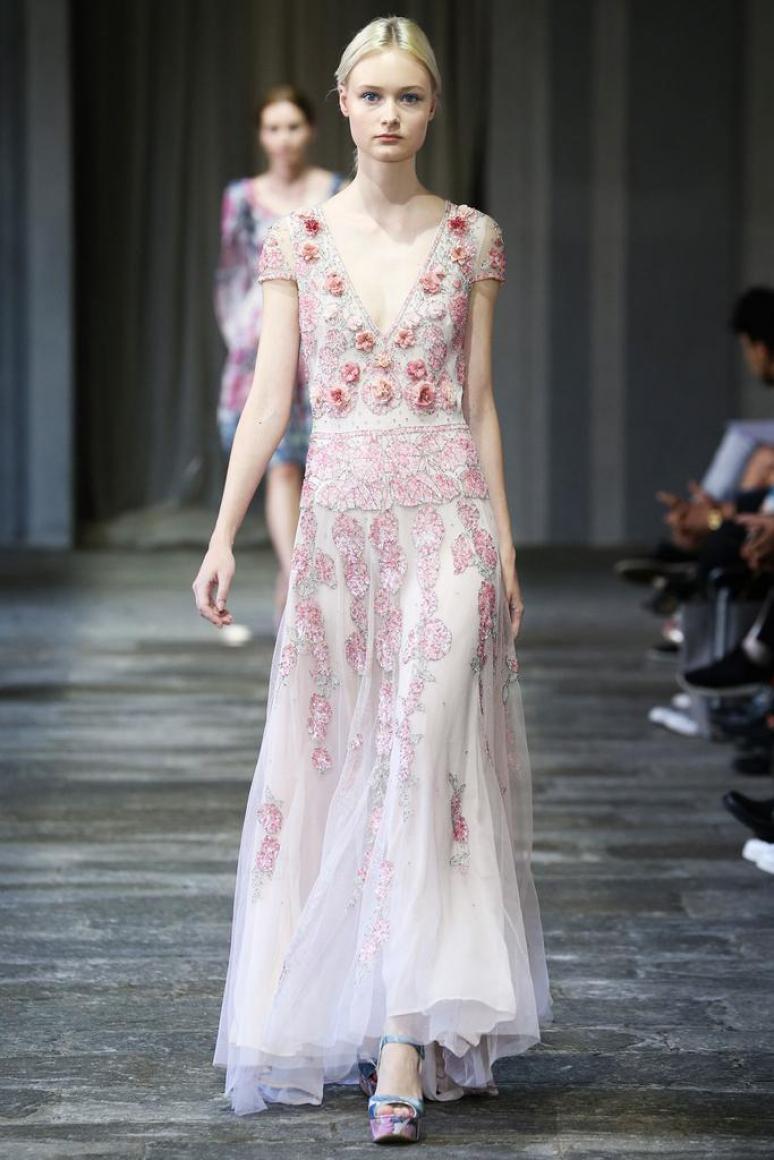 Luisa Beccaria весна-лето 2015 #21