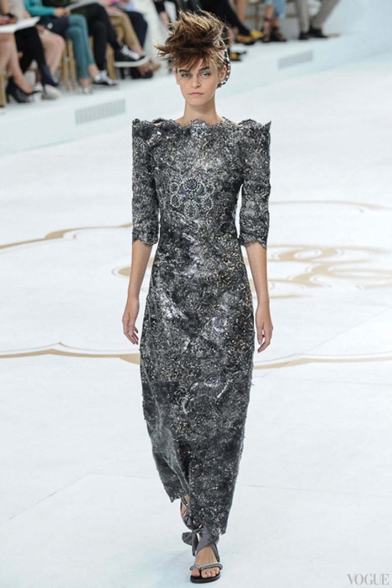 Chanel Couture осень-зима 2014/2015 #42
