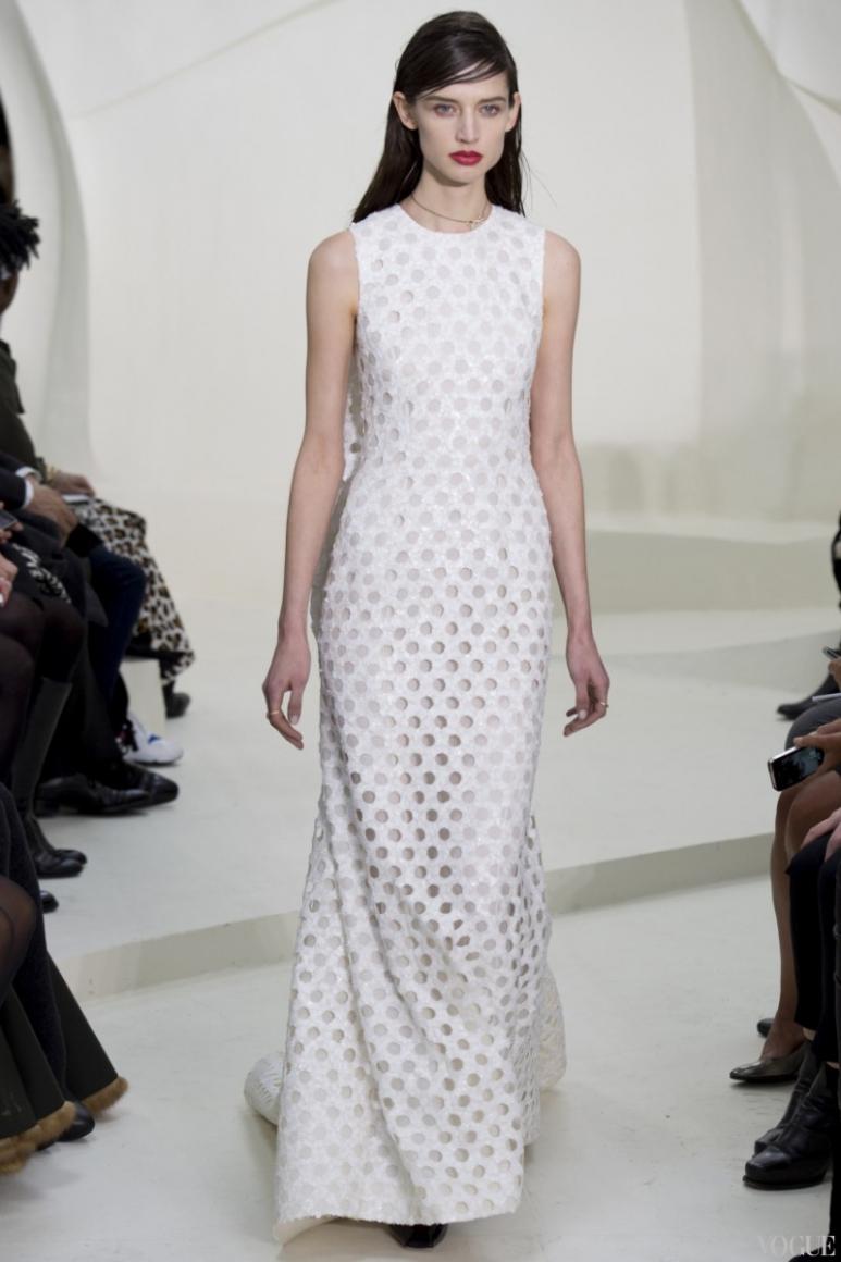 Christian Dior Couture весна-лето 2014 #5