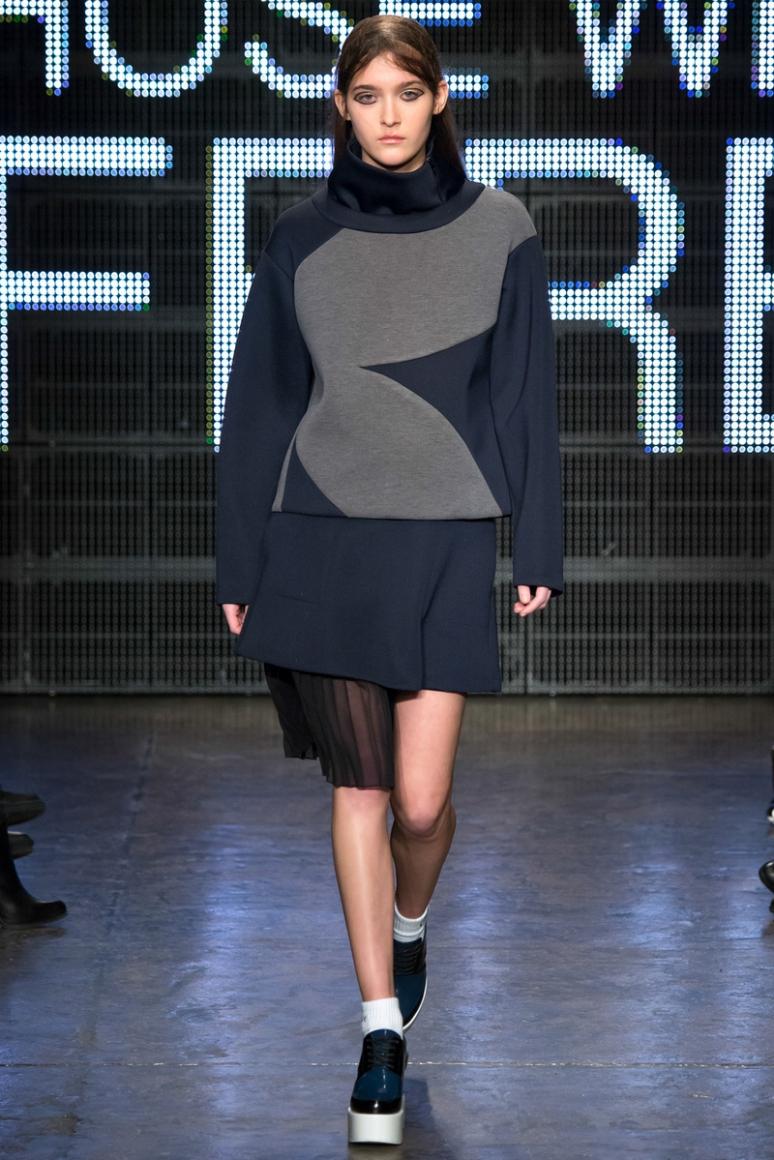DKNY осень-зима 2015/2016 #25