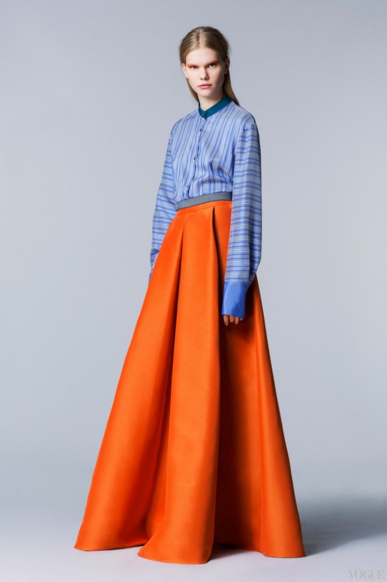 Roksanda Couture весна-лето 2013 #9