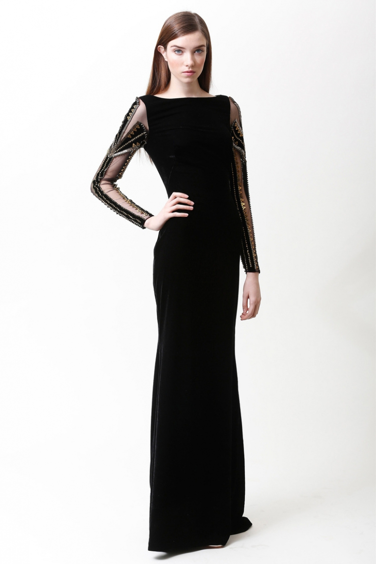 Badgley Mischka Pre-Fall 2013 #8