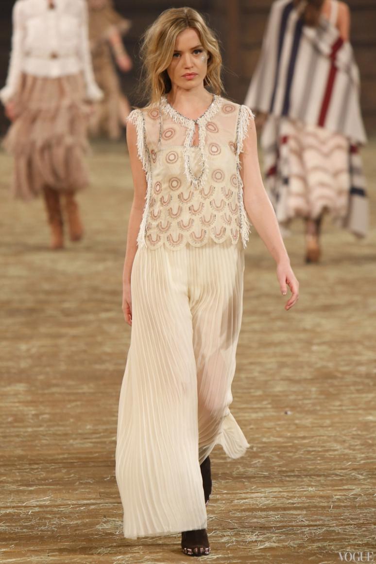 Chanel Couture весна-лето 2013 #8