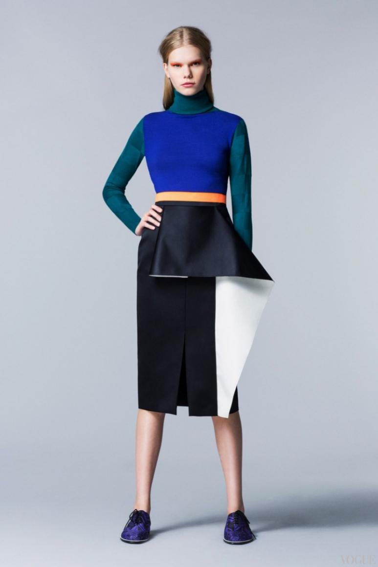 Roksanda Couture весна-лето 2013 #15