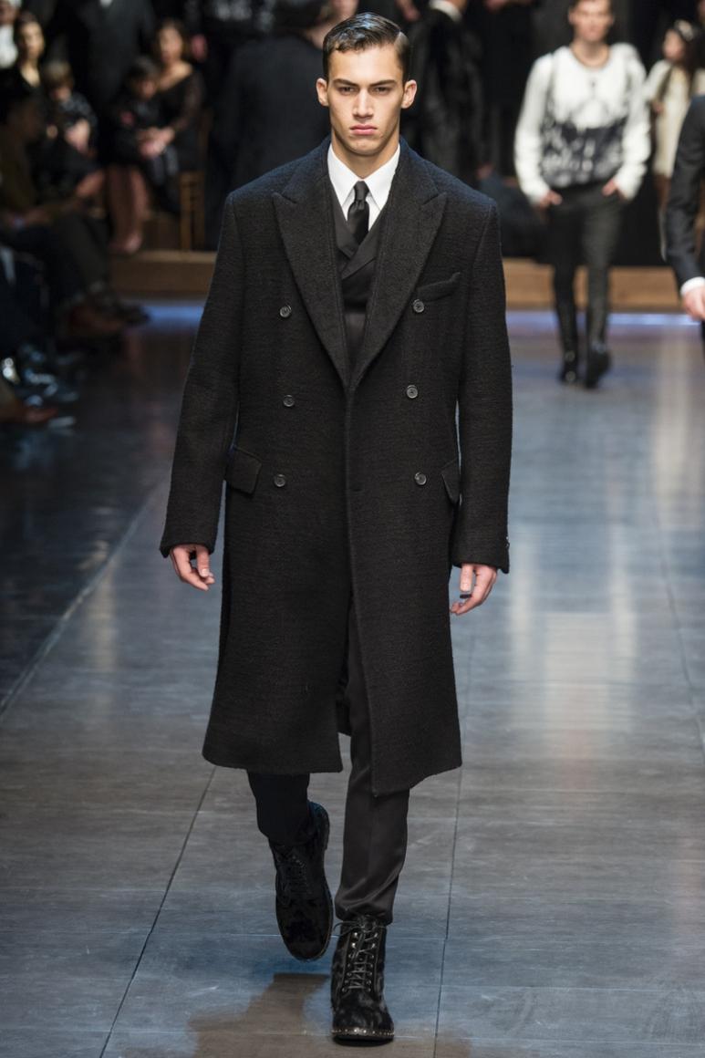 Dolce & Gabbana Menswear осень-зима 2015/2016 #15