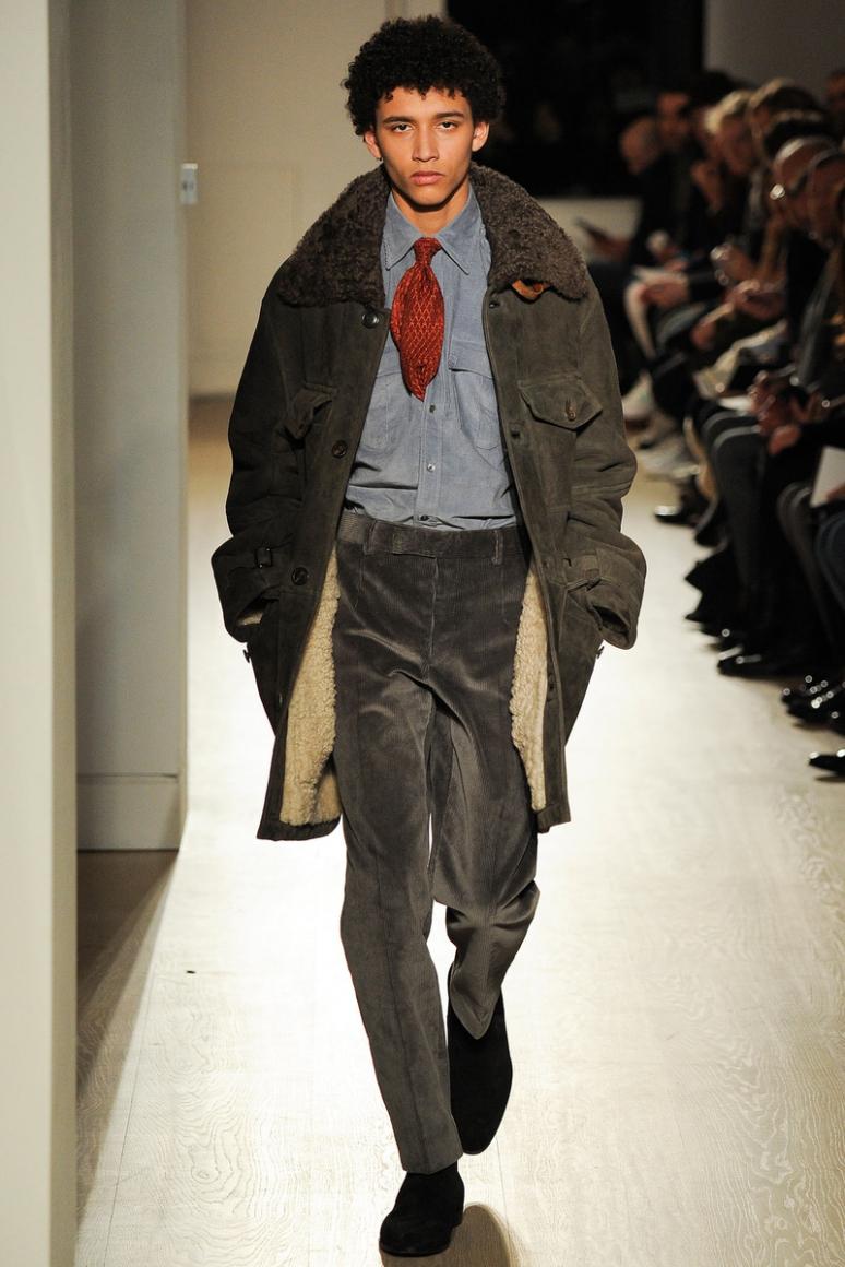 Dunhill Menswear осень-зима 2015/2016 #11