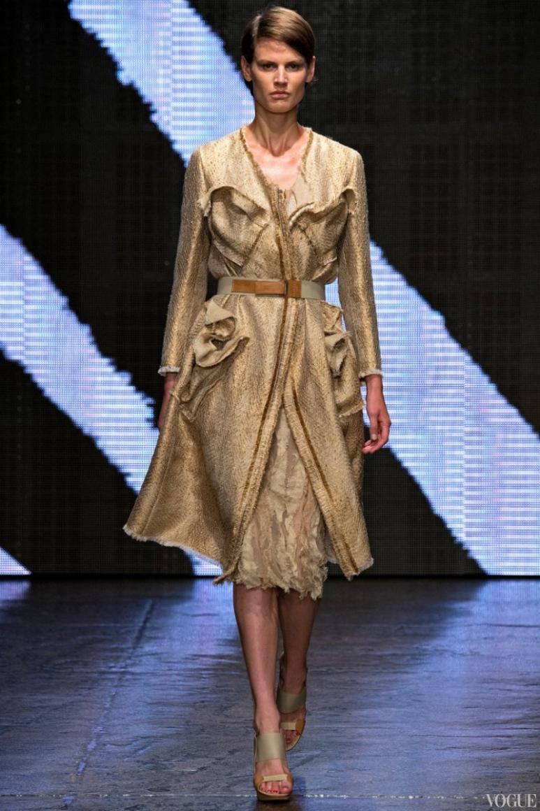 Donna Karan весна-лето 2015 #12