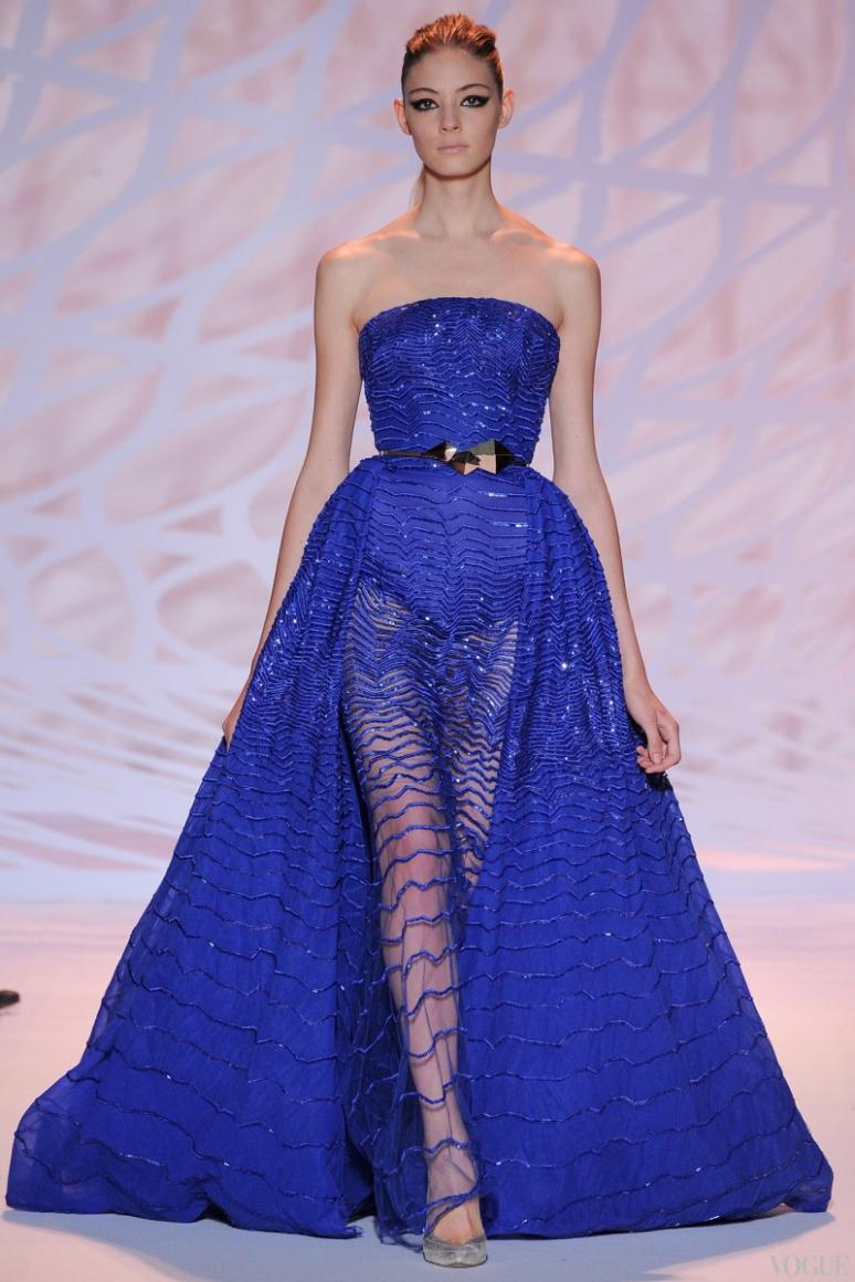 Zuhair Murad Couture осень-зима 2014/2015 #18