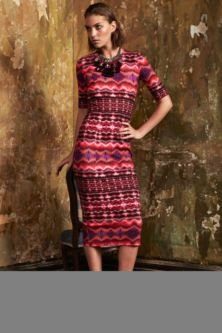 Matthew Williamson Pre-Fall 2013 #4