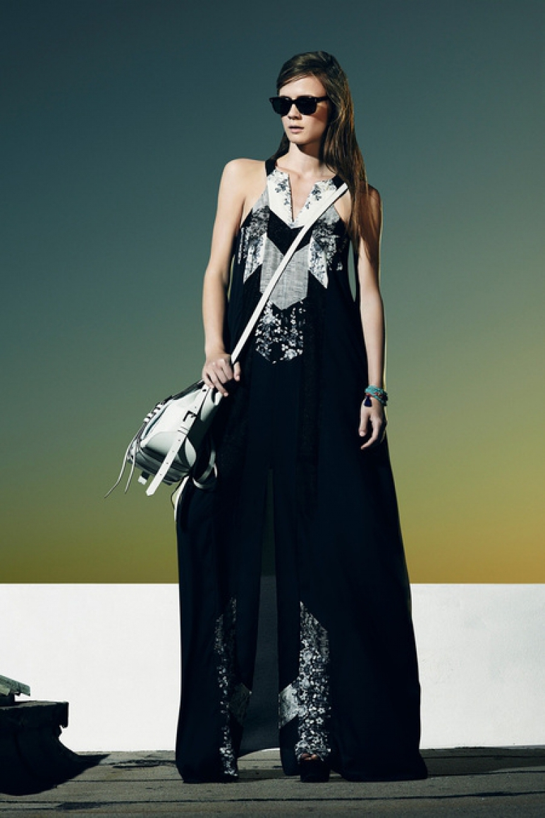 BCBG Max Azria Resort 2014 #2