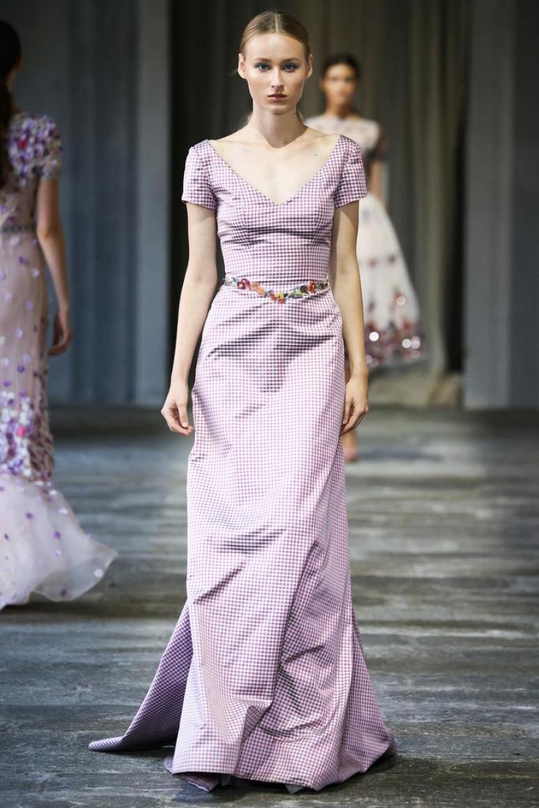 Luisa Beccaria весна-лето 2015 #17
