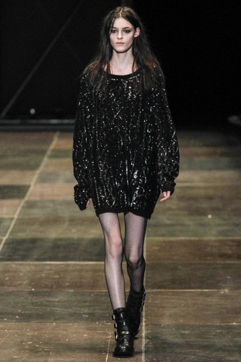 Saint Laurent осень-зима 2013/2014 #27