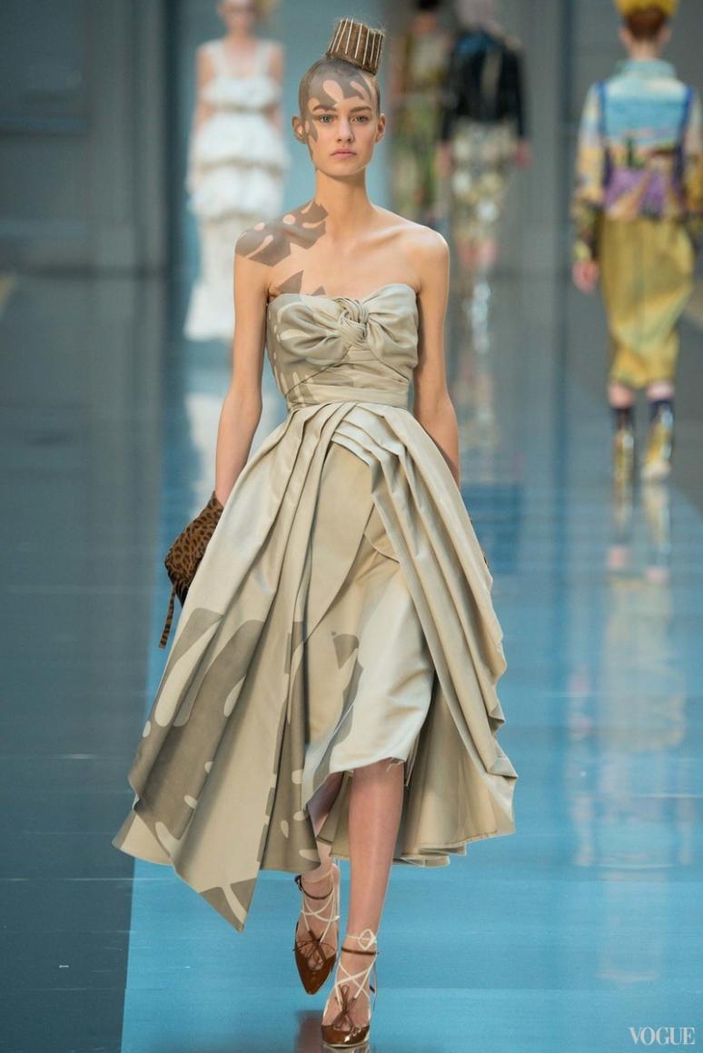 Maison Martin Margiela Couture осень-зима 2015/2016 #4
